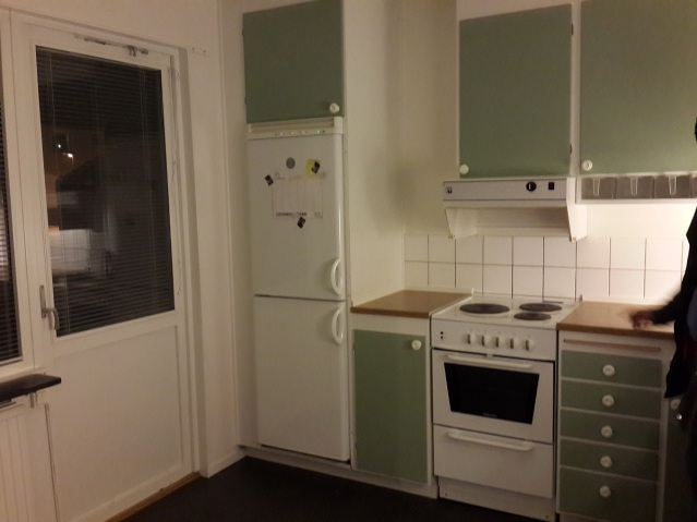 New appartemen - kitchen