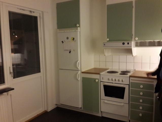 New appartemen - kitchen