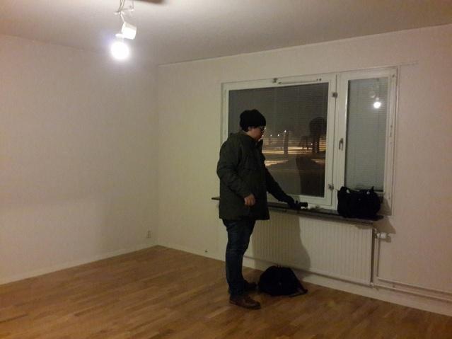 New appartemen - main room