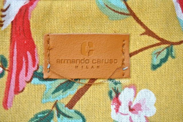 Armando Caruso Octavia Cosmetic Pouch