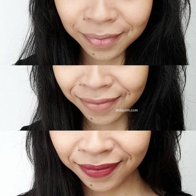 wardah-intense-matte-lipstick-compare