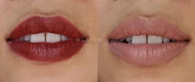 Rollover Reaction SUEDE! lip & Cheek Cream