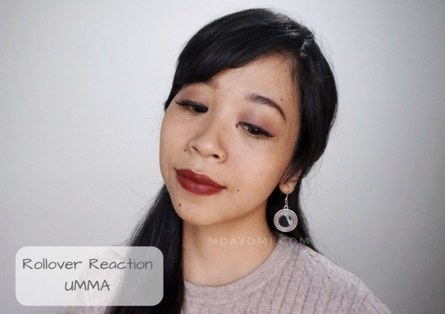 Rollover Reaction SUEDE! lip & Cheek Cream