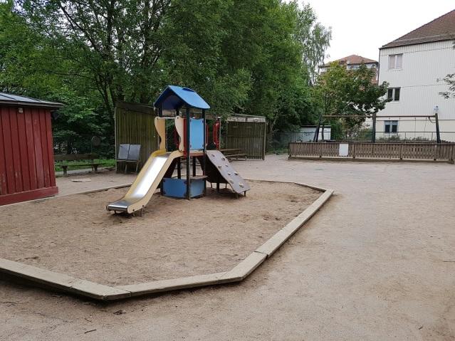 Preschool di Swedia