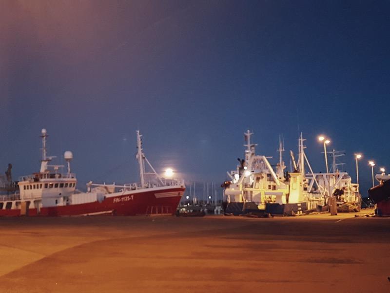 Pelabuhan Kapal Nelayan